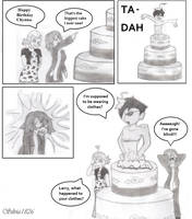 Chynna's Birthday Surprise by Silvia1826