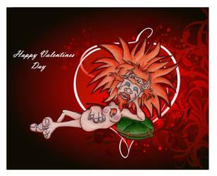 Valentines Clurichaun by Silvia1826