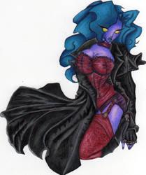 The Lady Gisborne by Silvia1826