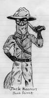 Jack Ferret Bushranger