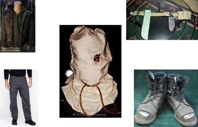 Jason Voorhees Pre-Hockey Mask (CLC)
