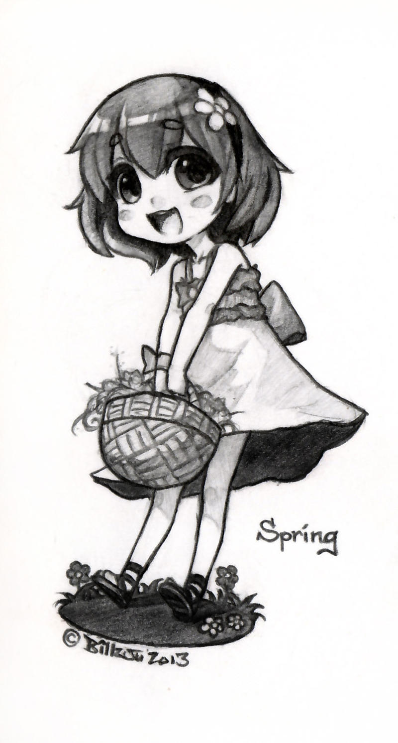 Spring is Here ! by ErMaoWu