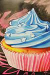watercolor #9: sweet tooth by azuramustaffa