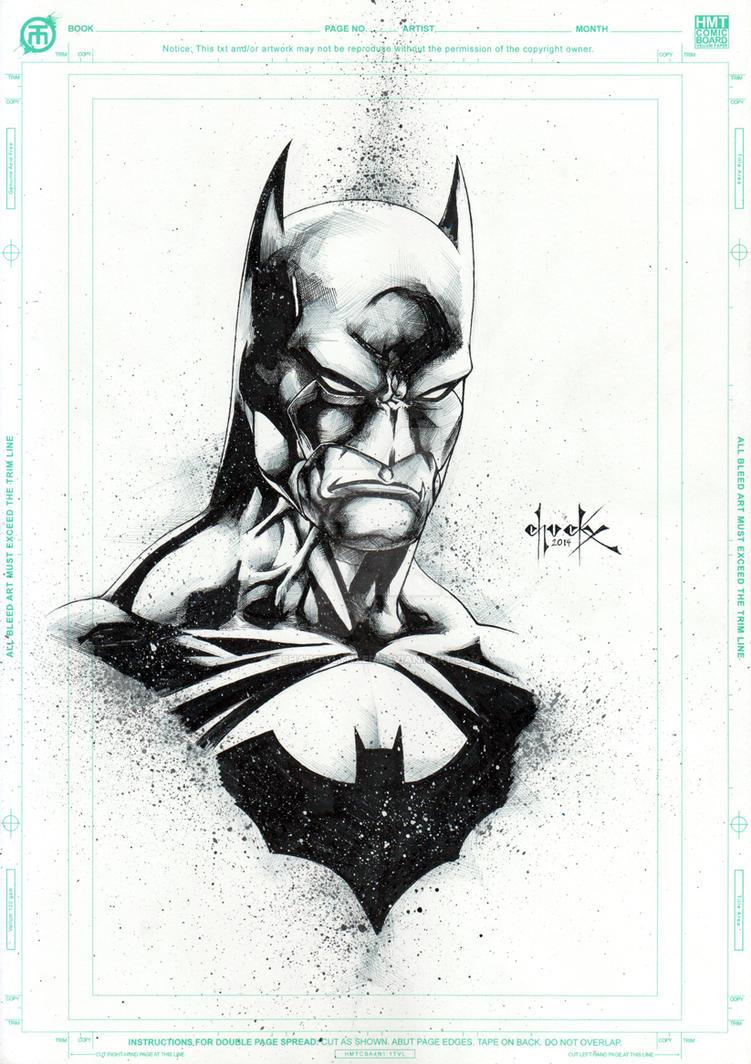 Batman low res by shadowLynXer