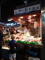 La Boqueria Market I