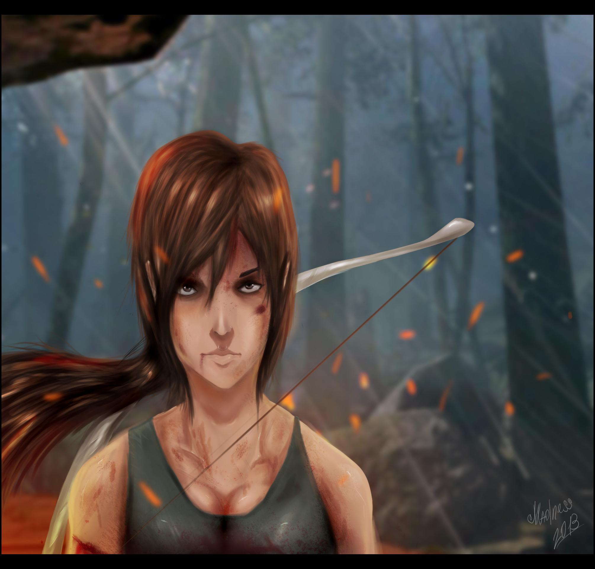 Tomb Raider 2013: Tomb Raider 2013 By Madnesssss On DeviantArt