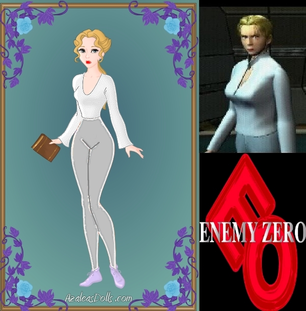 Laura Lewis from Enemy Zero the game by Astrogirl500 ...