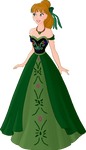 Princess Anna PNG
