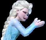 Elsa crying PNG
