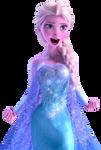 Elsa the diva.