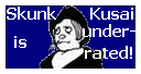 Skunk Kusai is underrated [Stamp] by Astrogirl500