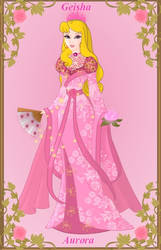 Geisha Aurora by Astrogirl500
