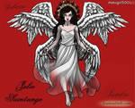 Julie, l'ange de la Mort {SAMBRE d'Yslaire} by Astrogirl500