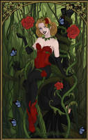 Harley Quinn in Poison Ivy Maker by Astrogirl500