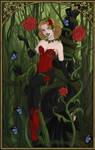Harley Quinn in Poison Ivy Maker