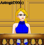 Adrian Andrews in Court {Miraculous version}