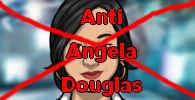 Anti Angela Douglas stamp