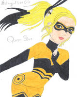 Queen Bee pour CarapaceDeviantart by Astrogirl500