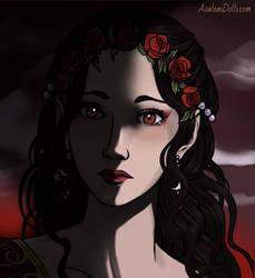 Sambre ~ Iris Saint-Ange