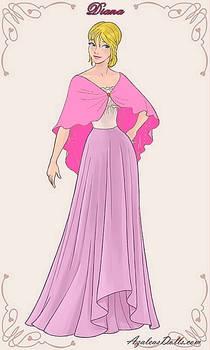 Diana Sullivan from Oliver Twist (OC)