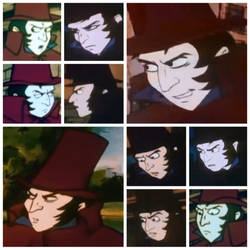 Monks from Oliver Twist 1982's animation movie.