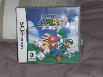 Mon jeu DS ~ Super Mario 64 {REMAKE}
