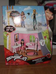 Dolls de Miraculous La chambre de Marinette