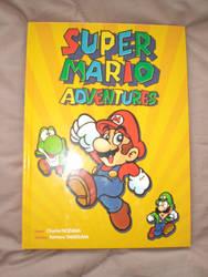 Mon grand live BD Super Mario Adventures