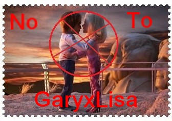 No To Gary x Lisa {Anti ship Stamp}