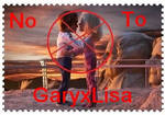 No To Gary x Lisa {Anti ship Stamp} by Astrogirl500
