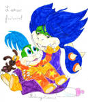 L'amour fraternel {Art Trade Koopalings} by Astrogirl500