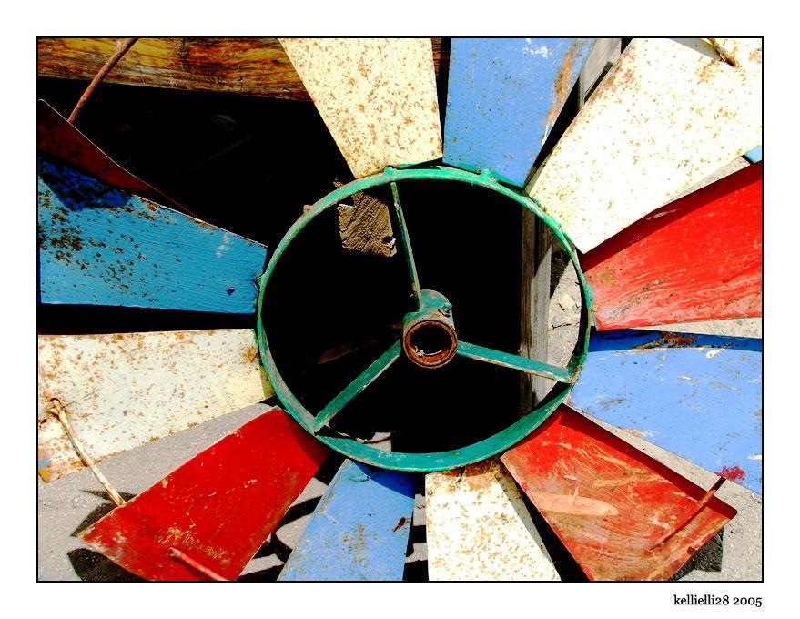 Colourful Junk