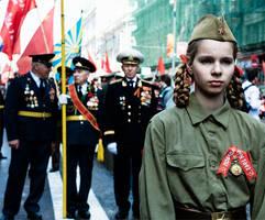 The Tverskaya Girl by enikOne
