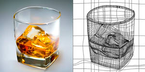 Scotch on the rocks - Mesh by enikOne