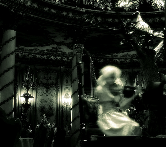 The Ghost Fiddler by enikOne