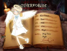 [OW] Luca Celeste by Nighttail101