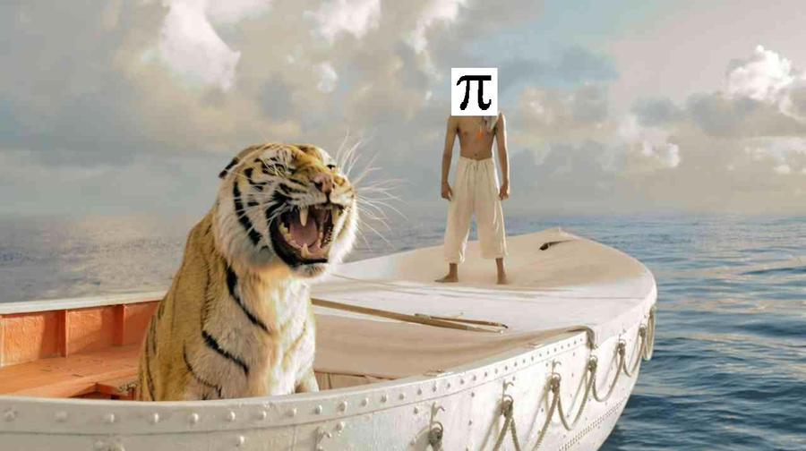 The Life of Pi by TheJediClone