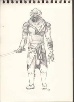Zak Dobun - Star Wars OC