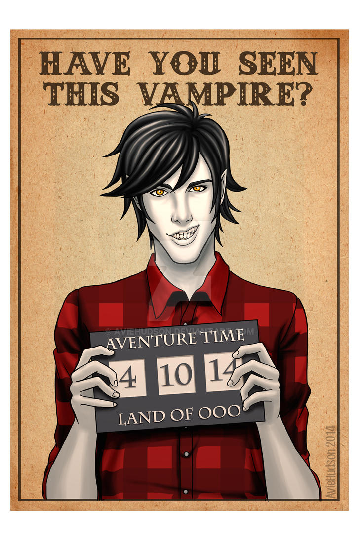 Have you seen this vampire? by AvieHudson