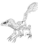 Dinobot beast mode by Gozer-The-Destroyor