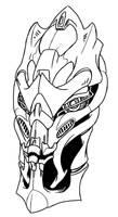 BW Movie Terrorsaur by Gozer-The-Destroyor