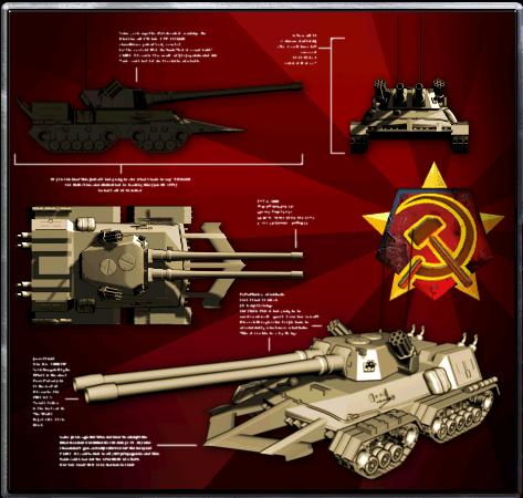 RA2 Apocalypse Tank Blueprint by Banderi on DeviantArt Red Alert 3 Tank