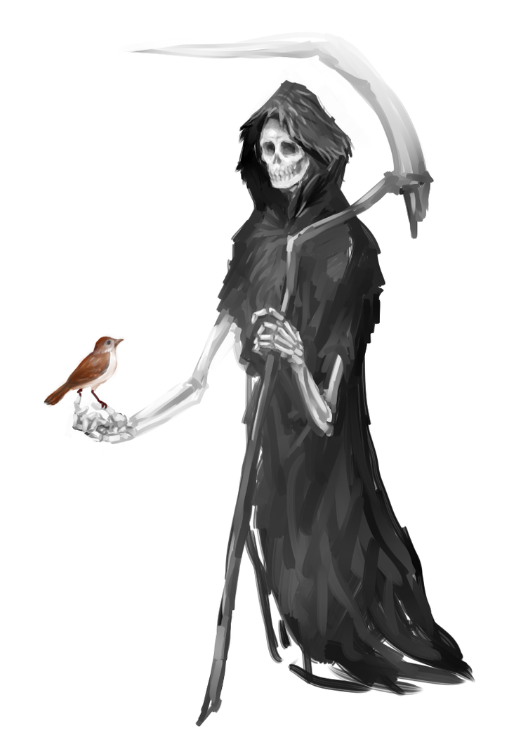 Nightingale by Banderi