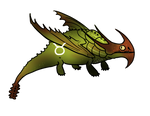 Dragons zodiac symbols [Taurus- rumblehorn]