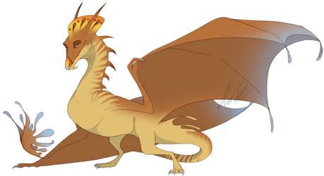 New dragon design