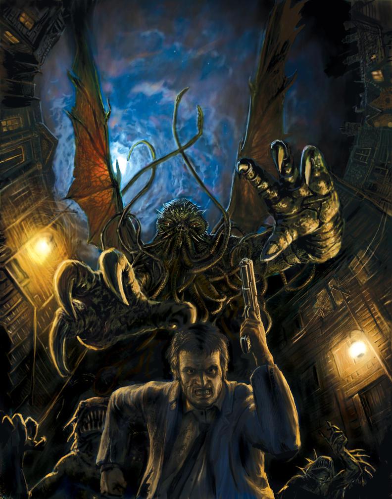 Cthugha Arkham Horror Call of Cthulhu by son...
