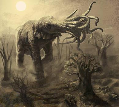 Cthonian Elephant