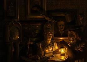 Poe by sonofamortician