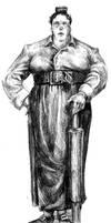 Olga the Brawler