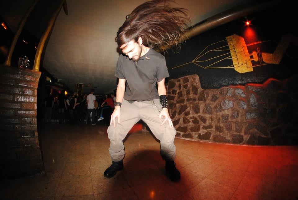 HeadBanger Metalhead by FrIkI-MaY-CrY